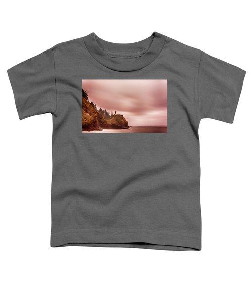 Pastel Seascape Toddler T-Shirt