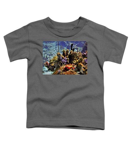 Patch Reef Bluff Toddler T-Shirt