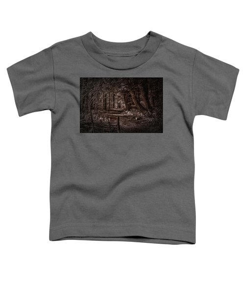 Path In Forest #i0 Toddler T-Shirt