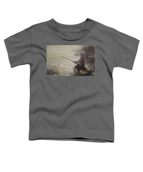 Patience Toddler T-Shirt