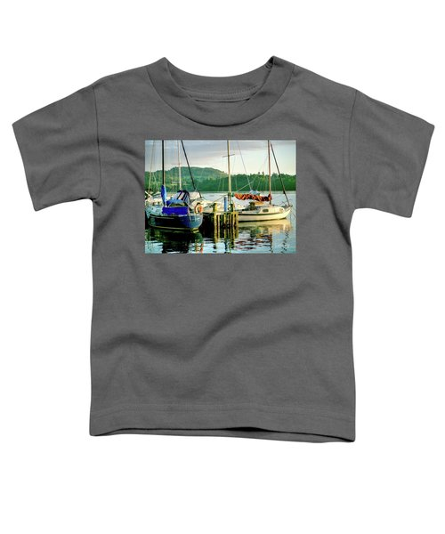Peace In Lake Windermere Toddler T-Shirt