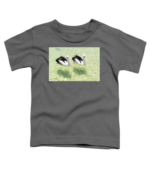 Pelicans Toddler T-Shirt