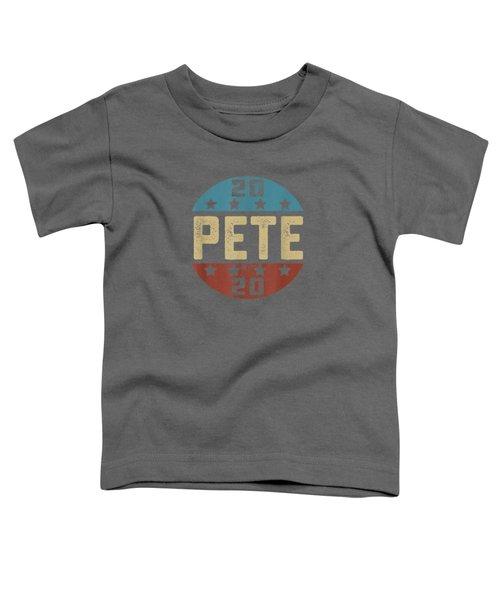 Pete Buttigieg President 2020 T-shirt 2020 Election Shirt Toddler T-Shirt