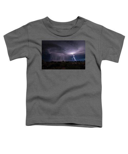 Thunderstorm #3 Toddler T-Shirt