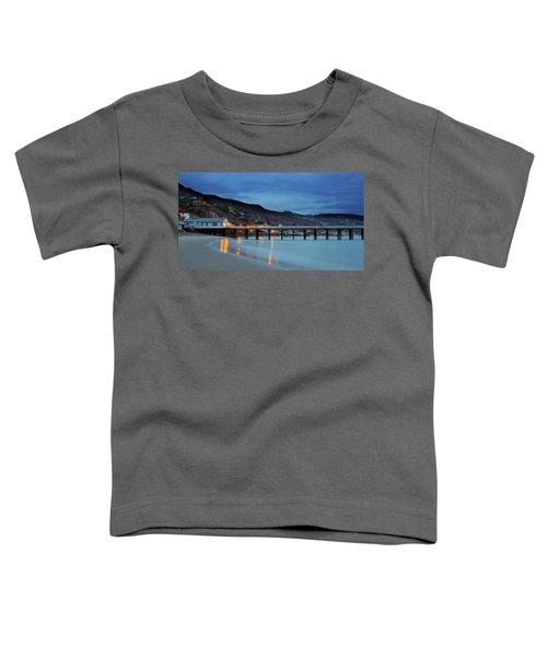 Pier House Malibu Toddler T-Shirt
