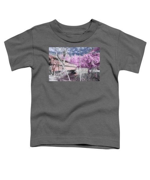 Pink Sachs Toddler T-Shirt