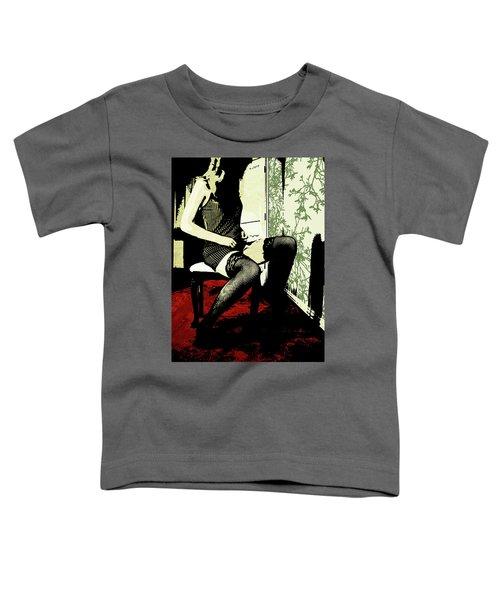 Pinstripes Toddler T-Shirt