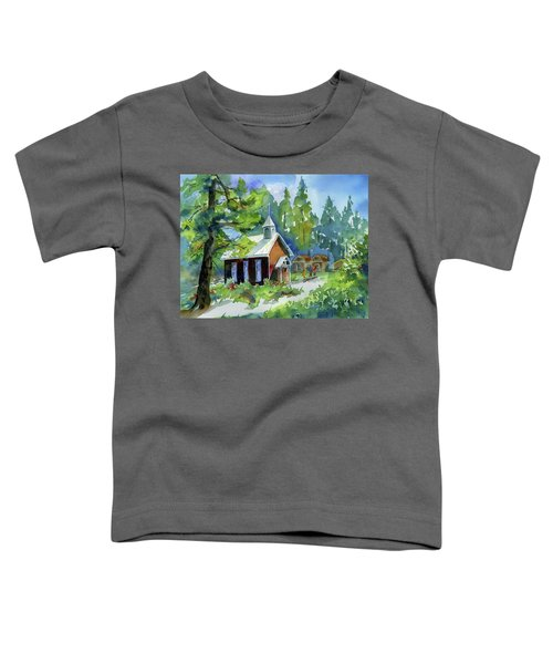 Pioneer Union Church Toddler T-Shirt