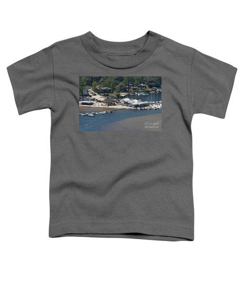 Pirates Cove - Natural Toddler T-Shirt