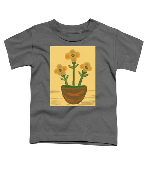 Planted Bronze Toddler T-Shirt