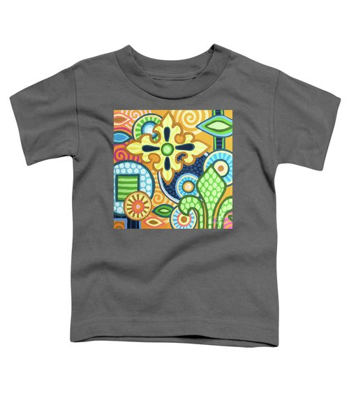 Pop Botanical 1 Toddler T-Shirt