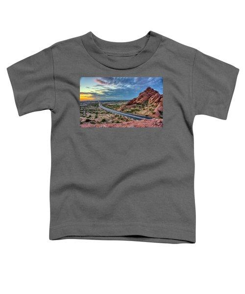 Popago Park Views  Toddler T-Shirt