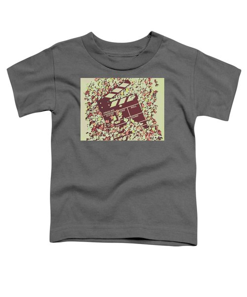 Popcorn Premiere  Toddler T-Shirt