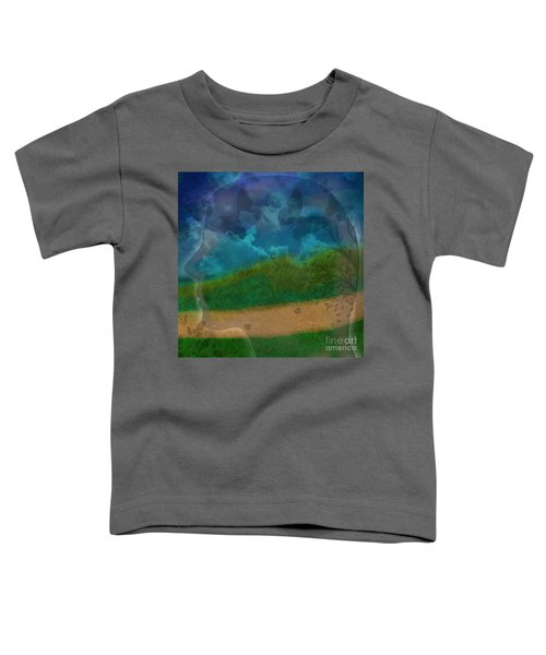 Portrait Of Time Toddler T-Shirt