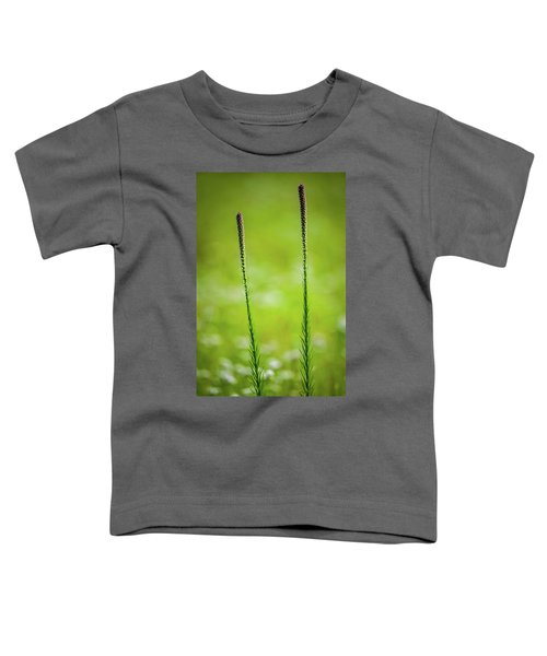 Prairie Blazing Star Toddler T-Shirt