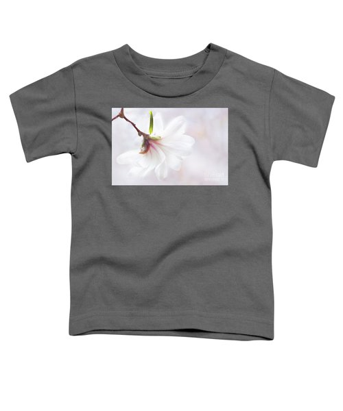 Pretty In Pastel Star Magnolia Toddler T-Shirt