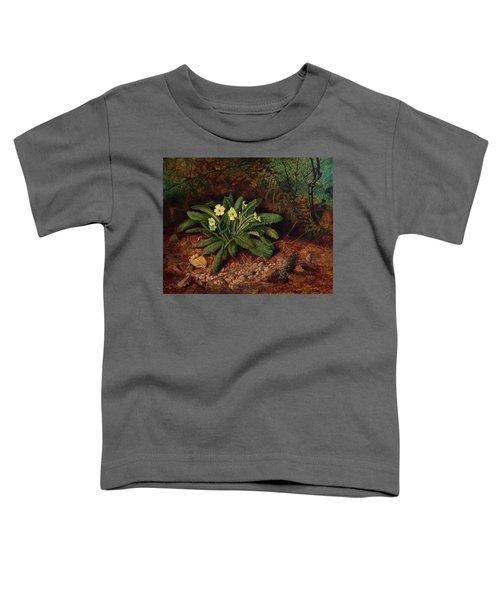 Primroses Toddler T-Shirt