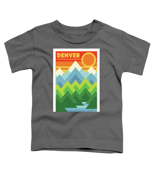 Print Toddler T-Shirt