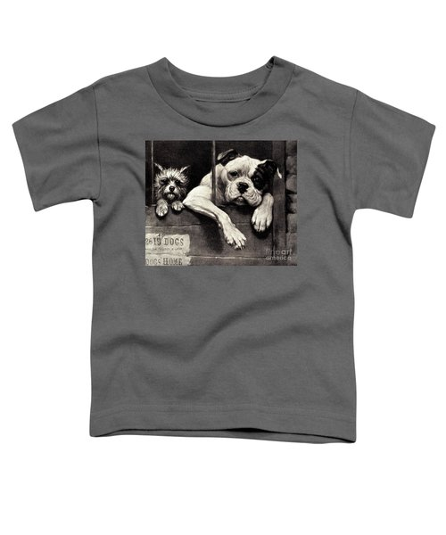 Prisoners At The Bar Toddler T-Shirt