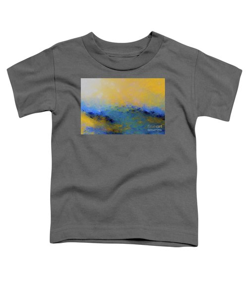 Psalm 100 4. With Thanksgiving Toddler T-Shirt