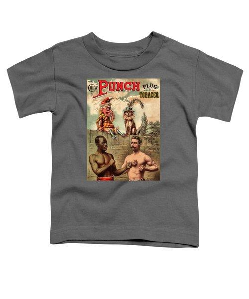 Punch Plug Tobacco Toddler T-Shirt