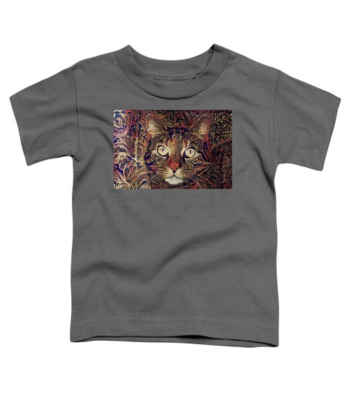 Mystic In Paisley Toddler T-Shirt