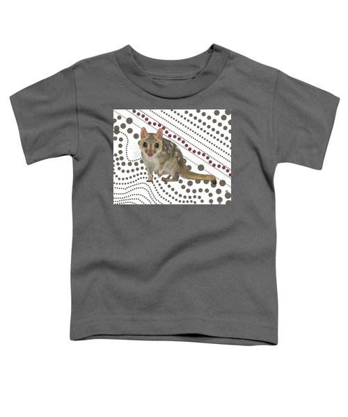 Q Is For Quoll Toddler T-Shirt
