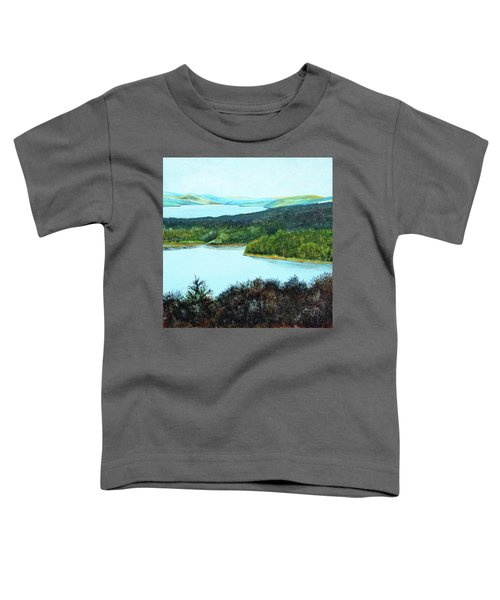 Quabbin Northwest Toddler T-Shirt