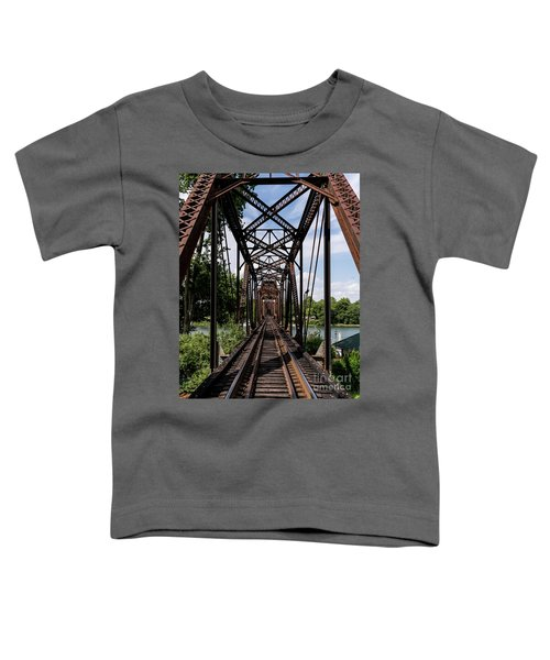 Railroad Bridge 6th Street Augusta Ga 1 Toddler T-Shirt