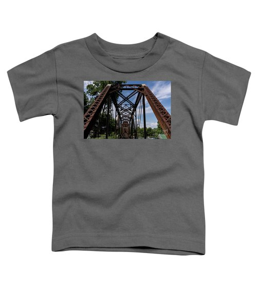 Railroad Bridge 6th Street Augusta Ga 2 Toddler T-Shirt