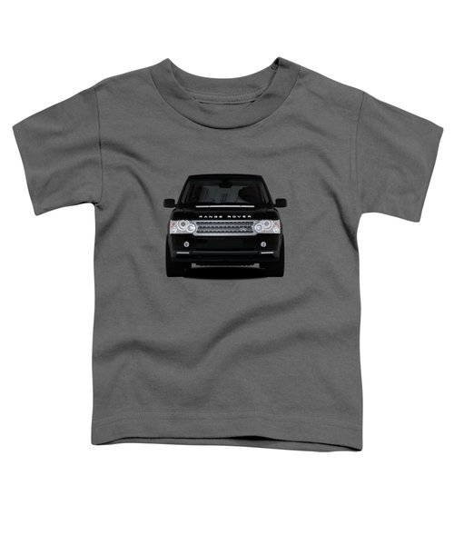 Range Rover Toddler T-Shirt