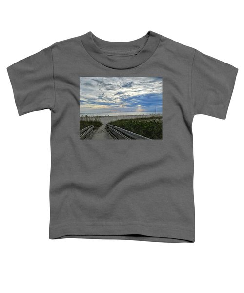 Ready For Sunset Toddler T-Shirt