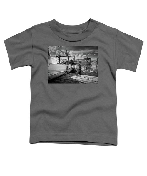 Ready To Go In Bw Toddler T-Shirt