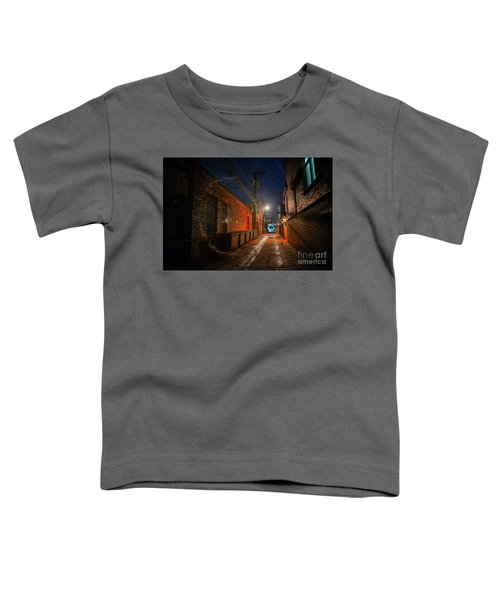 Red Alley Toddler T-Shirt