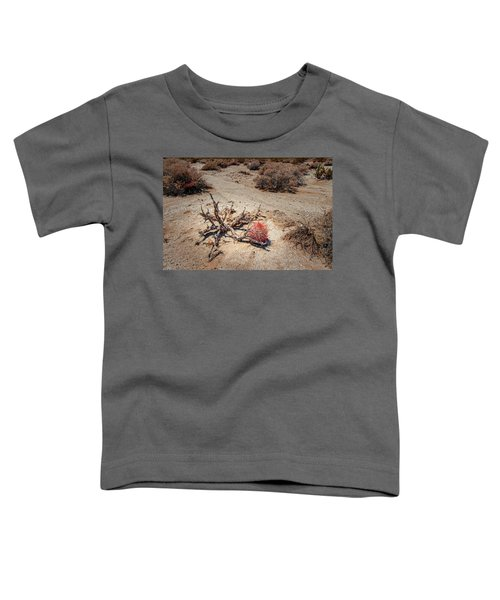 Red Barrel Cactus Toddler T-Shirt