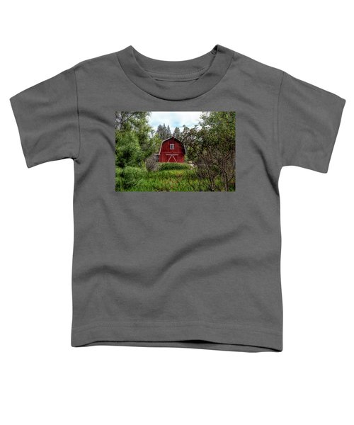 Red House Over Yonder Toddler T-Shirt
