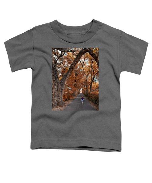 Redhead Fall Walkabout Toddler T-Shirt