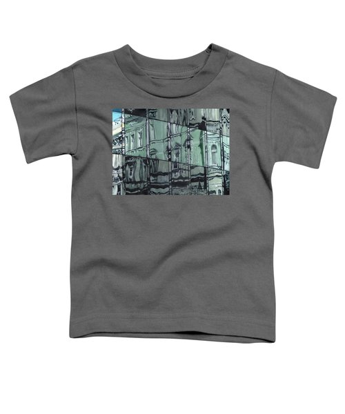 Reflection On Modern Architecture Toddler T-Shirt