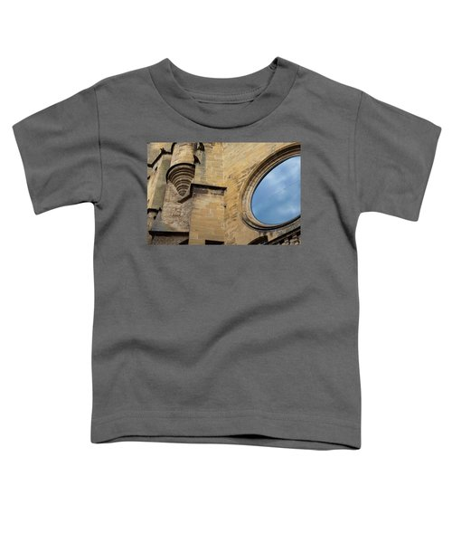 Reflection, Sarlat, France Toddler T-Shirt