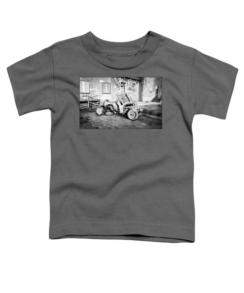Remnants Of War Toddler T-Shirt