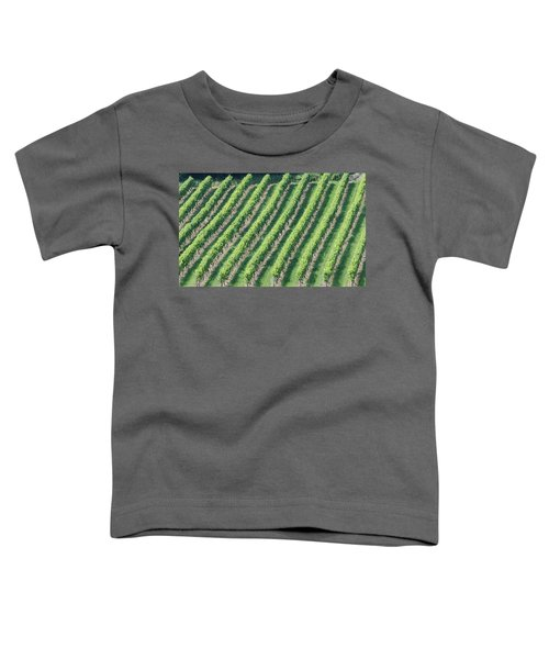 Riesling On The Rhine Toddler T-Shirt