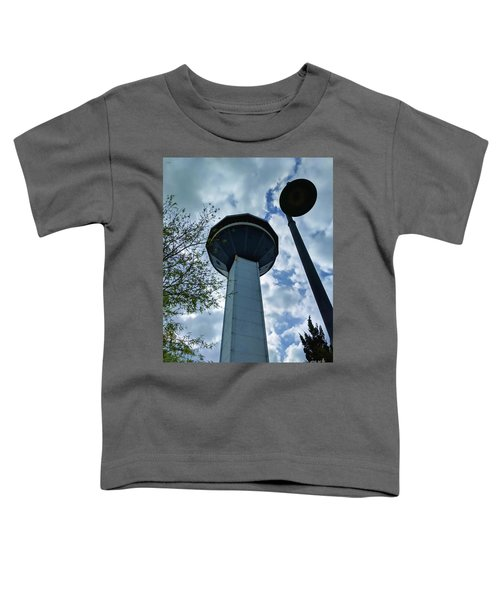 Restaurant In The Clouds Toddler T-Shirt