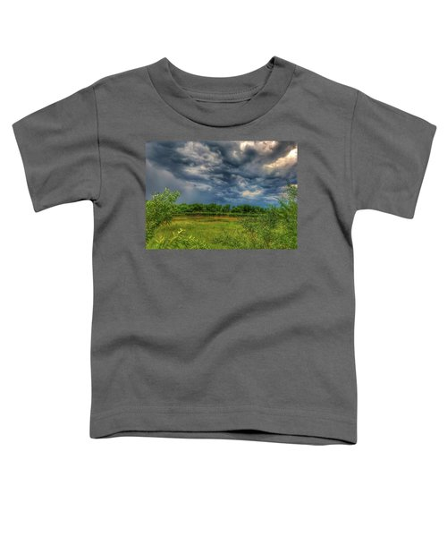 Restless Sky Toddler T-Shirt