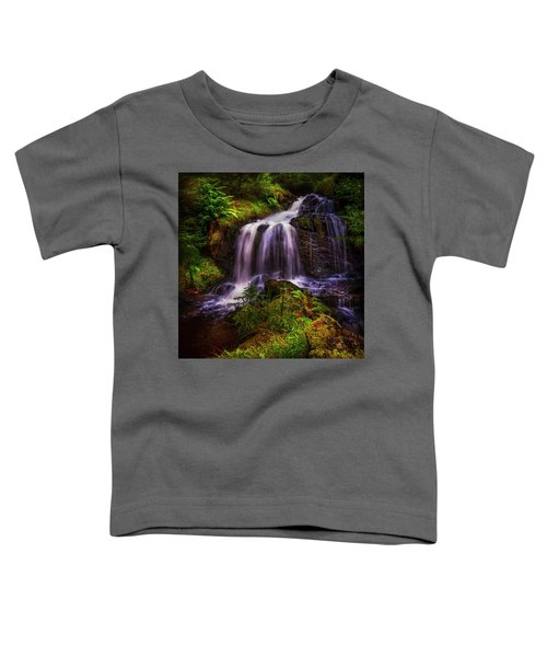 Retreat For Soul. Rest And Be Thankful. Scotland Toddler T-Shirt