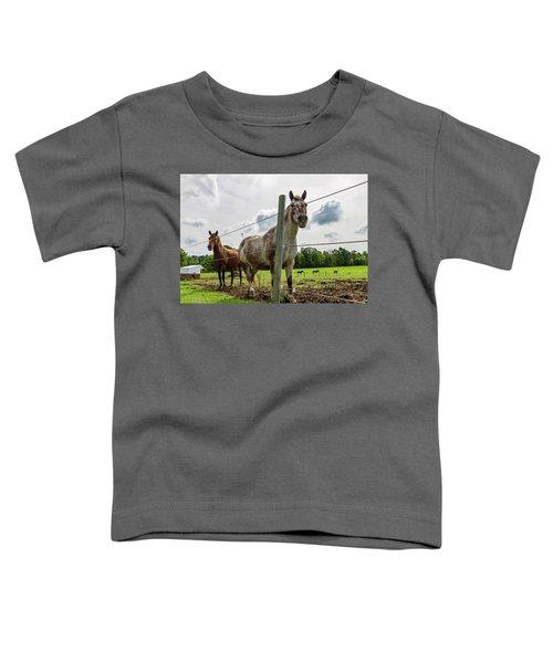 Ride Toddler T-Shirt