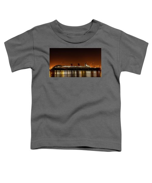 Rms Queen Mary Toddler T-Shirt