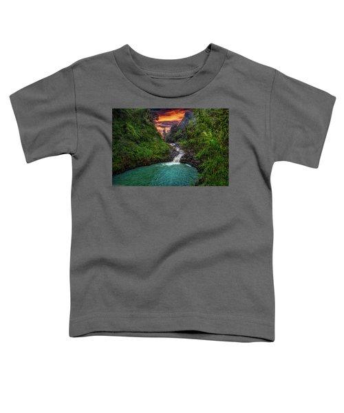 Road To Hana, Hi Toddler T-Shirt