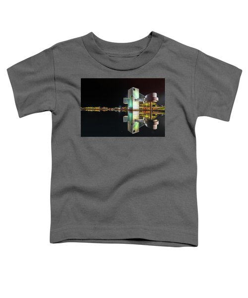 Rock Hall Reflections  Toddler T-Shirt