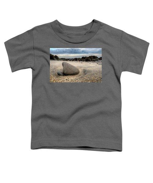 Rock On Beach Toddler T-Shirt