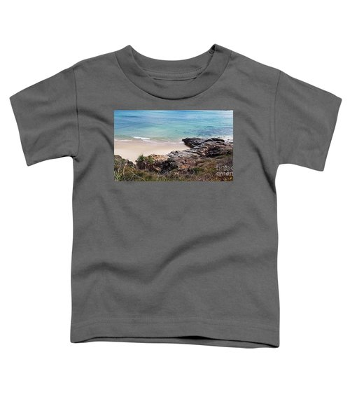Rocks Sand And Water  Toddler T-Shirt